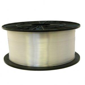 ABS-T filament transparentný 1,75 1kg