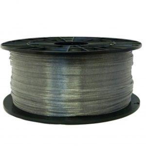 ABS-T filament transparentný s flitrami 1,75 1kg 1