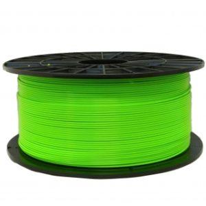 ABS-T filament zelenožltý 1,75 1kg