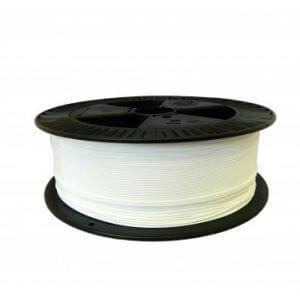 3D PLA Filament - Plasty Mladeč Biely 1,75/ 1kg