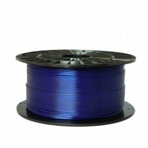 PETG filament transparentný modrý 1,75 1kg 1