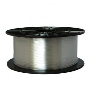 PETG filament transparentný 1,75 1kg