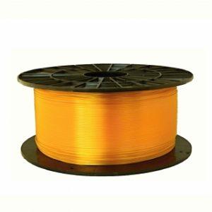 PETG filament transparentný žltý 1,75 1kg 1