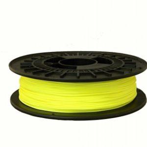 TPE - RubberJet filament fluorescenčny žltý 1.75 0.5kg