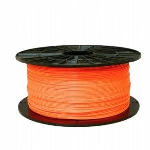 PLA filament fluorescentný oranžový 1,75 1kg 1
