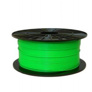 PLA filament fluoresenčný zelený 1,75 1kg