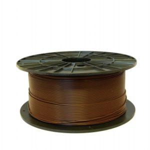 PLA filament hnedý 1,75 1kg