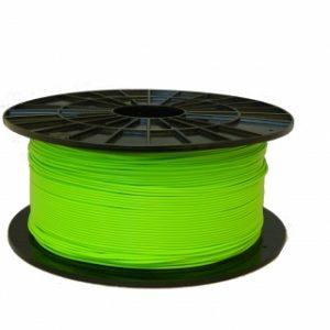 PLA filament zelenožltý 1,75 1kg 1