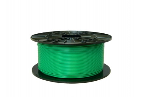 PLA filament zelený 1,75 1kg