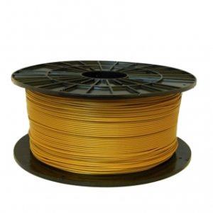 PLA filament zlatý 1,75 1kg