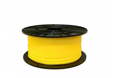 PLA filament žltý 1,75 1kg