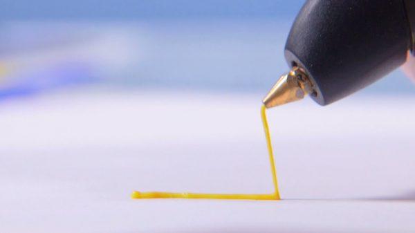 3D pero tlač