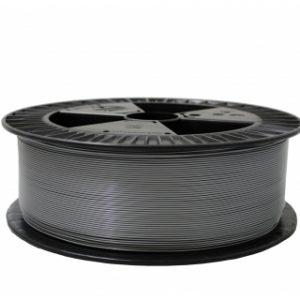PLA filament strieborná 1,75 2kg 1