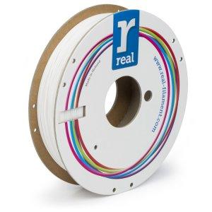 Real PETG filament | Biely | 1.75 0.5kg