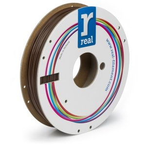 Real PLA filament | Hnedý | 1.75 0.5kg