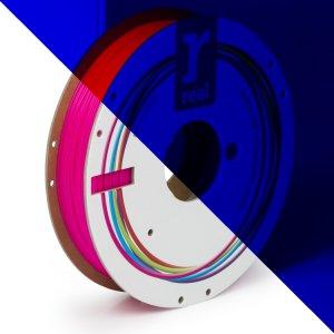 Real PLA filament | Fluorescenčný ružový | 1.75 0.5kg