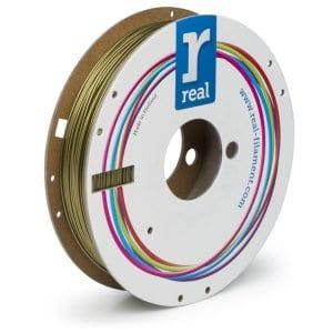 Real PLA filament | Zlatý | 1.75 0.5kg