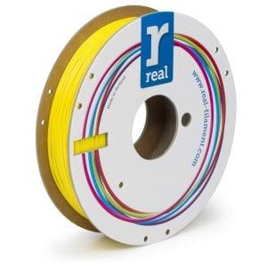 Real PLA filament | Žltý | 1.75 0.5kg