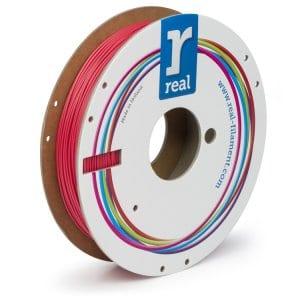 Real Flex - Flexibilný PLA filament   Červený   1.75 0.5kg