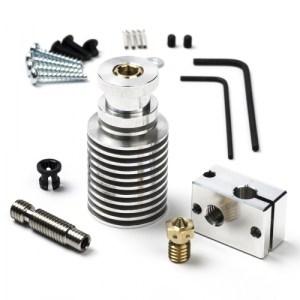 e3D v6 mechanické diely