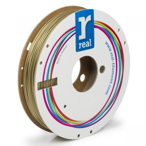Real PLA filament | Sparkle Metal Zlatý | 1.75 0.5kg