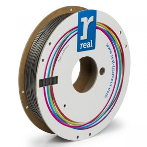 Real PLA filament | Sparkle Onyx Čierny | 1.75 0.5kg