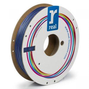 Real PLA filament | Sparkle Sapphire Modrý | 1.75 0.5kg