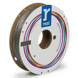 Real PLA filament | Sparkle Lining Strieborný | 1.75 0.5kg