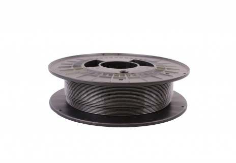PETG filament | Bridlicovo strieborný | Plasty Mladeč 1.75 0.5kg