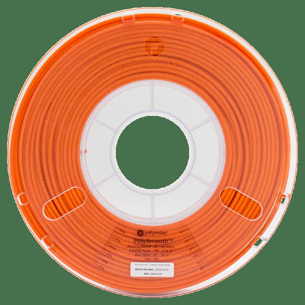 PolySmooth™ leštitelný filament | Oranžový | 1.75 0.75kg