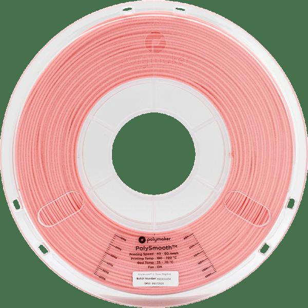 PolySmooth™ leštitelný filament | Ružový | 1.75 0.75kg