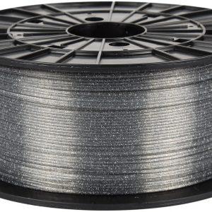ABS-T transparentný s trblietkami 3D filament PM - 1kg 1.75