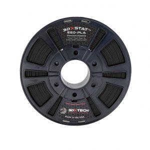 3DXSTAT™ ESD PLA | Čierny | 3DXTech | 1kg 1.75
