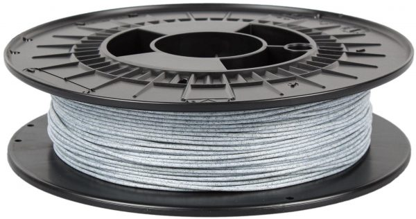 MarbleJet PLA Tmavý 3D filament PM - 0.5kg 1.75