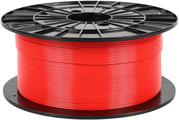 PETG červený 3D filament PM - 1kg 1.75