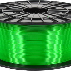 PETG transparentný zelený 3D filament PM - 1kg 1.75