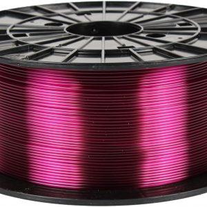 PETG transparentný fialový 3D filament PM - 1kg 1.75