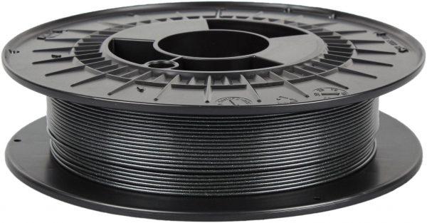 PETG Bridlicovo strieborný 3D filament PM - 0.5kg 1.75