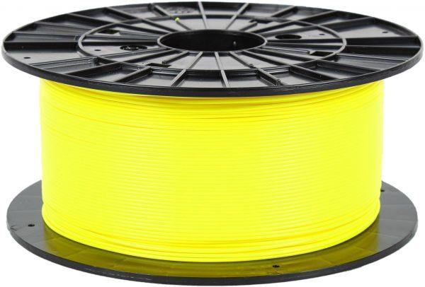 PLA Fluorescentný žltý 3D filament PM - 1kg 1.75