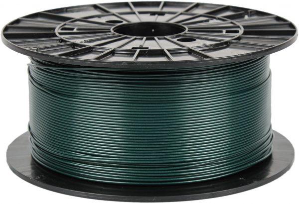 PLA Metalický zelený 3D filament PM - 1kg 1.75