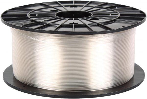 PLA Transparentný 3D filament PM - 1kg 1.75