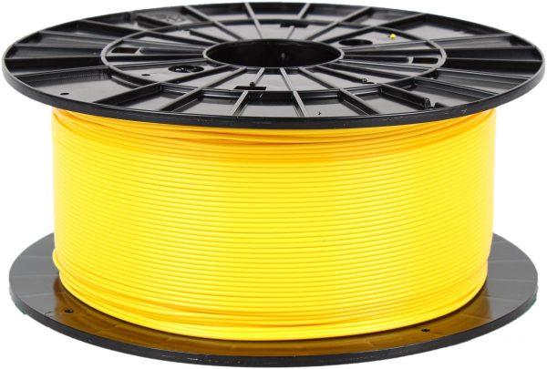 PLA žltý 3D filament PM - 1kg 1.75