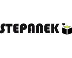 Stepanek 3D logo