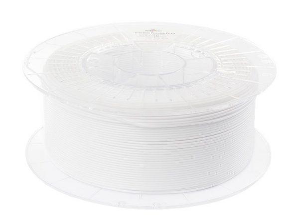 PETG filament   Biely   Spectrum filaments 1.75 1kg