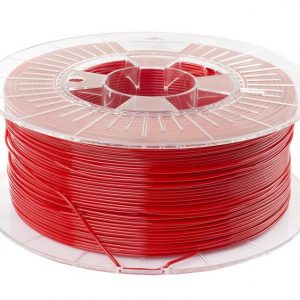 PETG filament | Krvavá červená | Spectrum filaments 1.75 1kg