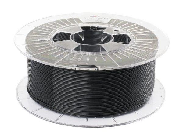 PETG filament | Čierny | Spectrum filaments 1.75 1kg