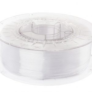 PETG filament | Glassy transparentný | Spectrum filaments 1.75 1kg