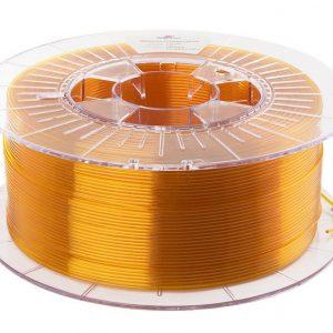 PETG filament | Transparentný žltý | Spectrum filaments 1.75 1kg