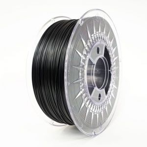 PETG filament | Čierny | Devil Design 1.75 1kg