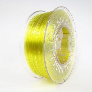 PETG filament | Svetlý Žltý | Devil Design 1.75 1kg